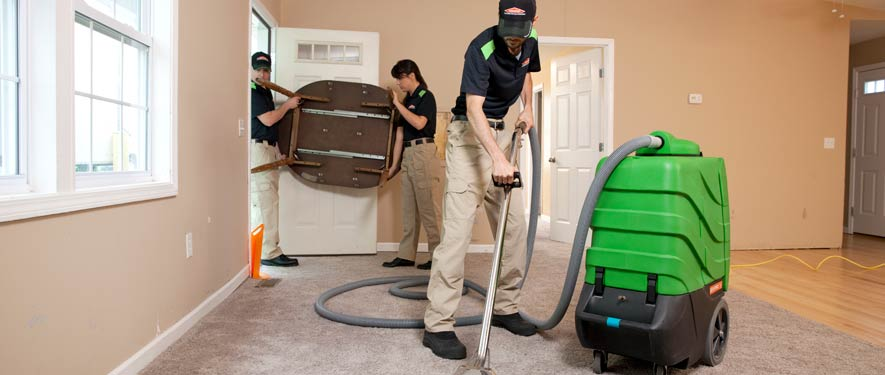 New Albany, IN residential restoration cleaning